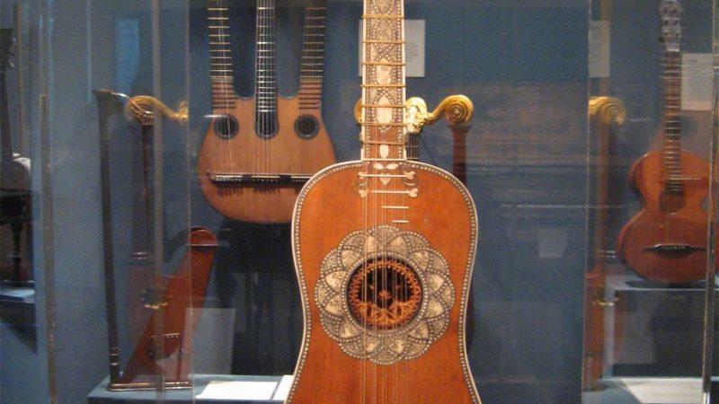 Gitar Tertua di Dunia